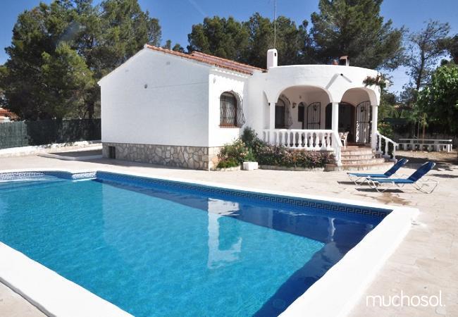 Villa de 3 habitaciones en Ametlla de Mar - Ref. 59360-19