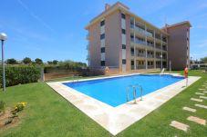 Apartamento con piscina en Hospitalet de L´Infant