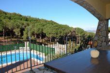 Villa con piscina en la zona de Platja de Pals