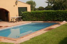 Villa con piscina en Pals