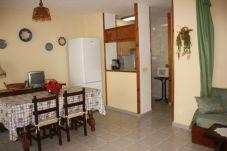 Complejo de apartamentos junto al mar en Peñiscola