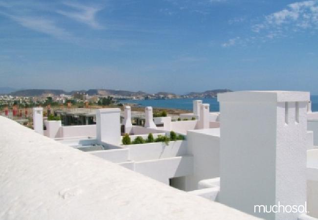 Bungalow de 2 habitaciones a 200 m de la playa en San Juan de los terreros - Ref. 76225-53