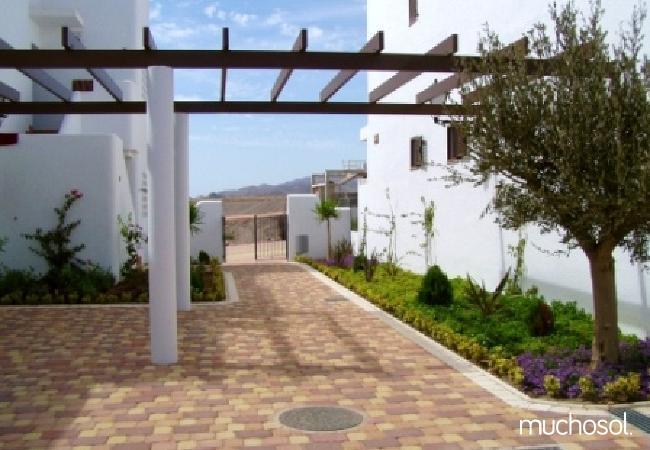 Bungalow de 2 habitaciones a 200 m de la playa en San Juan de los terreros - Ref. 76225-23