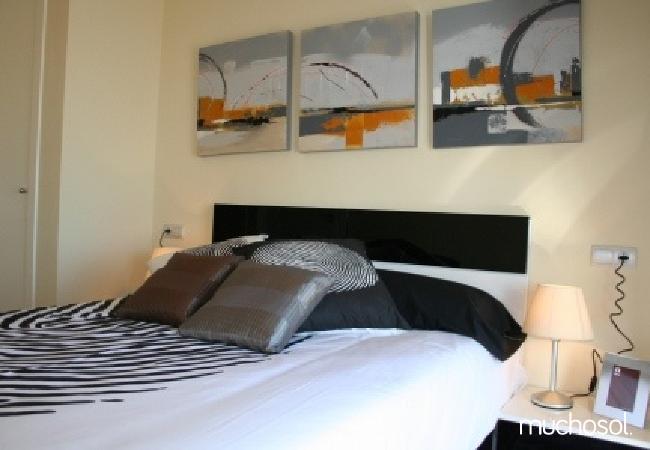Bungalow de 2 habitaciones a 200 m de la playa en San Juan de los terreros - Ref. 76225-10