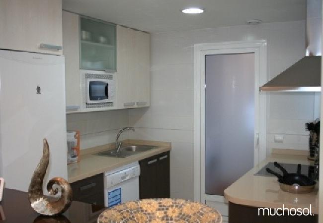 Bungalow de 2 habitaciones a 200 m de la playa en San Juan de los terreros - Ref. 76225-30