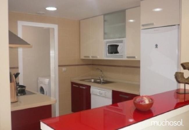 Bungalow de 2 habitaciones a 200 m de la playa en San Juan de los terreros - Ref. 76225-33