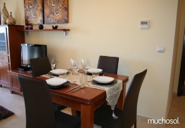 Bungalow de 2 habitaciones a 200 m de la playa en San Juan de los terreros - Ref. 76225-37