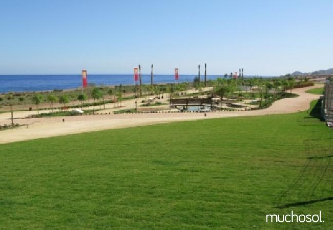 Bungalow de 2 habitaciones a 200 m de la playa en San Juan de los terreros - Ref. 76225-41