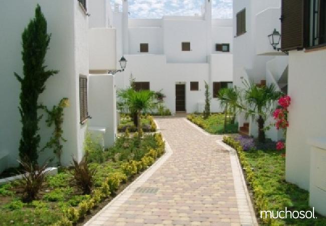 Bungalow de 2 habitaciones a 200 m de la playa en San Juan de los terreros - Ref. 76225-44