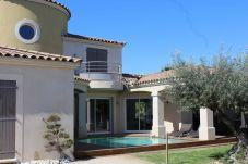 Villa con piscina en Aigues-Mortes