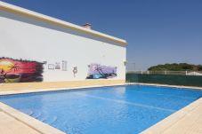 Apartamento con piscina en la zona de Olhos de Àgua