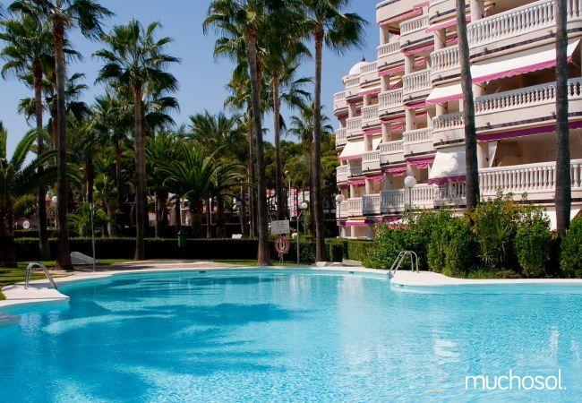 Apartamento en Alcoceber en primera línea de playa - Ref. 77722-1