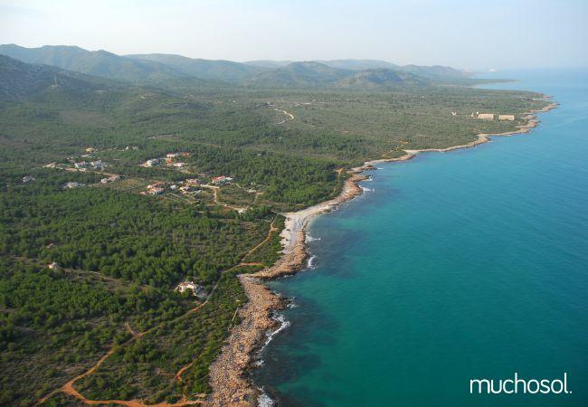 Apartamento en Alcoceber a 50 m de la playa Carregador - Ref. 77751-9