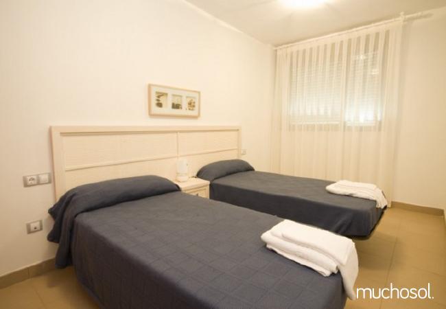Apartamentos en Alcoceber de 2 habitaciones - Ref. 106746-4