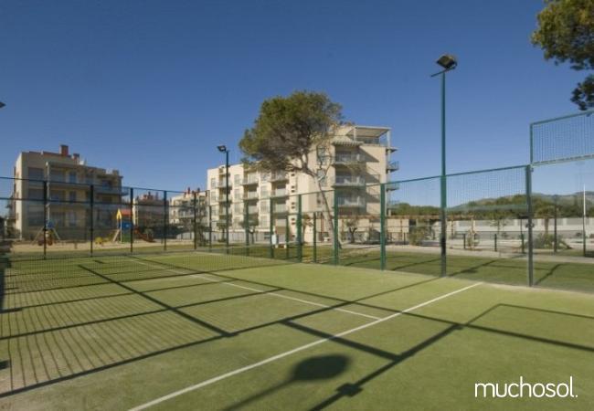 Apartamentos en Alcoceber de 2 habitaciones - Ref. 106746-8