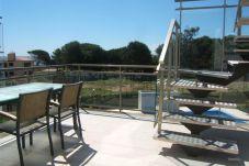 Apartamento con piscina en la zona de Playa cargador