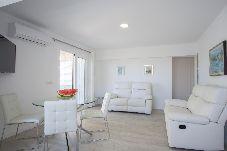Apartamento en Alcúdia para 4 personas con 2 habitaciones