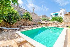 Villa en Algaida para 8 personas con 4 habitaciones