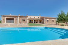 Villa en Algaida para 6 personas con 3 habitaciones
