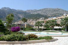 Apartamento con piscina en la zona de Altea Hills