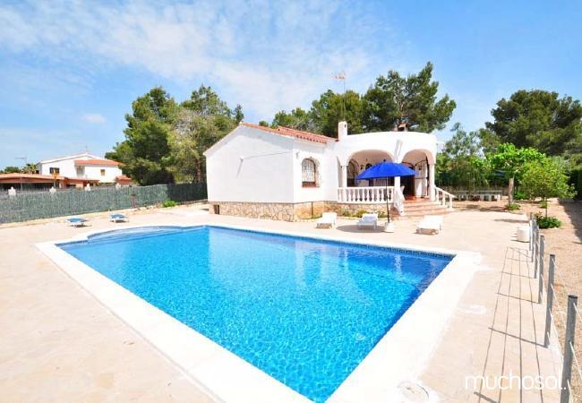 Villa de 3 habitaciones en Ametlla de Mar - Ref. 59360-2