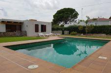 Villa para 5 personas con vistas al jardín