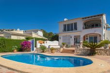 Villa en Benissa a 4 km de la playa
