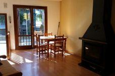 Apartamento con chimenea en Biescas