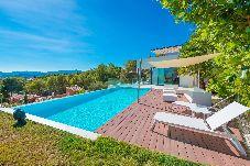 Villa en Bunyola para 8 personas con 3 habitaciones