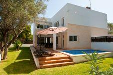 Villa en Cala Ferrera para 6 personas con 3 habitaciones