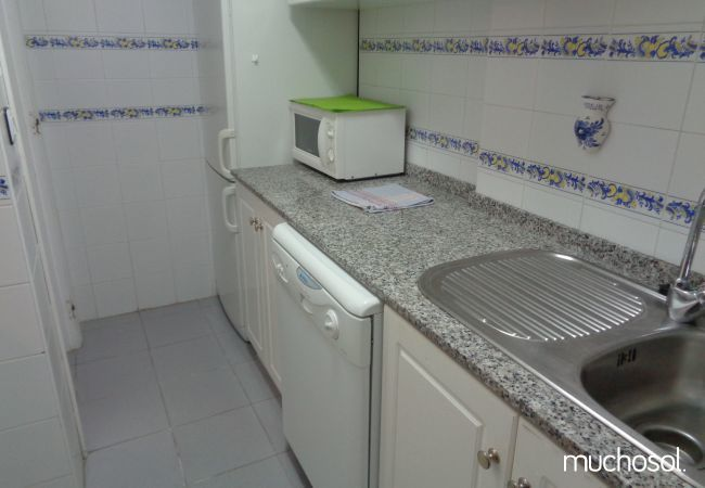 """Apartamento en playa """"Arenal-Bol"""" - Ref. 50874-15"""