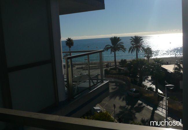 Apartamento en Calpe en prinera línea de playa - Ref. 49556-15