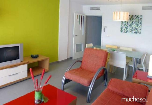 Apartamento en Calpe en prinera línea de playa - Ref. 49556-5