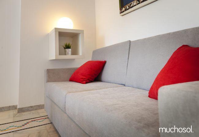 Precioso apartamento con vistas al mar - Ref. 84910-11