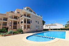 Apartamento con piscina en la zona de Playa Las Marinas