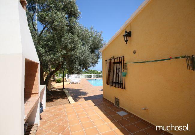 Villa para 6 personas con vistas al mar - Ref. 56731-8