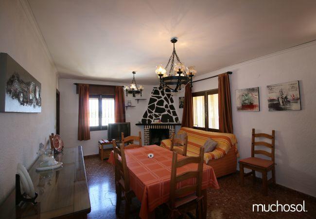 Villa para 6 personas con vistas al mar - Ref. 56731-16