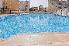 Apartamento en Gandia para 4 personas con 2 habitaciones