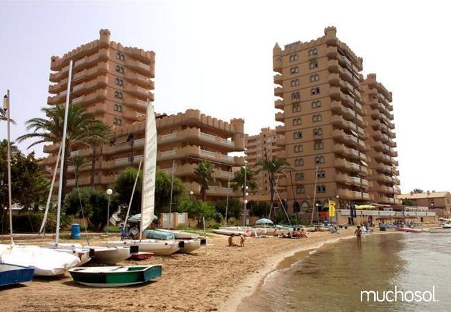 Apartamento en la Manga en primera línea de playa - Ref. 58011-1