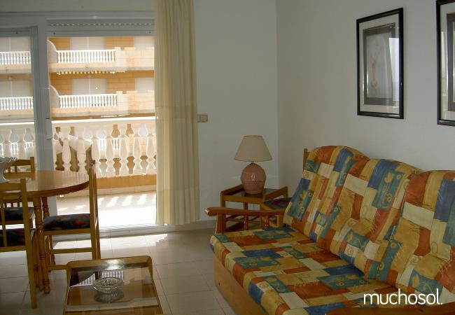 Apartamento en la Manga en primera línea de playa - Ref. 58011-3