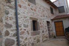 Casa para 10 personas en La Serrada