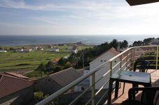 Apartamento en Lariño a 1000 m de la playa