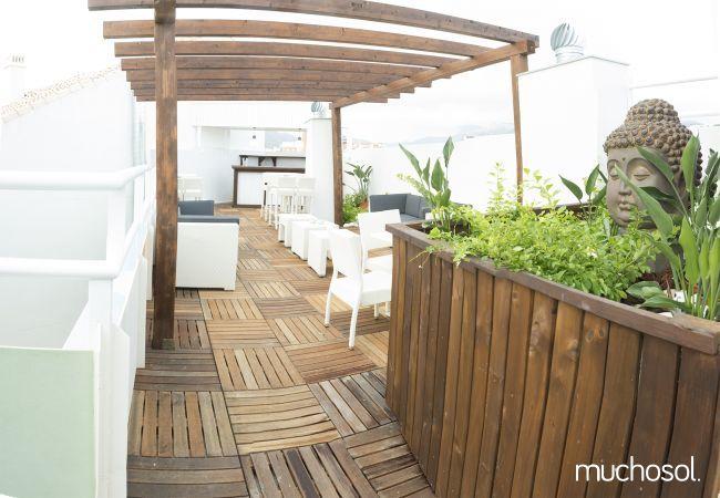 Apartamento de 1 habitación a 2000 m de la playa en Málaga ciudad - Ref. 126710-6