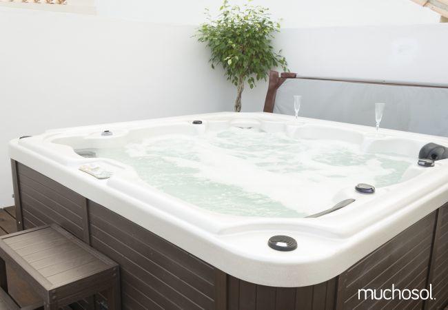 Apartamento de 1 habitación a 2000 m de la playa en Málaga ciudad - Ref. 126710-10
