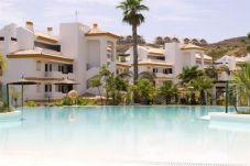 Apartamento con piscina en Mijas Costa