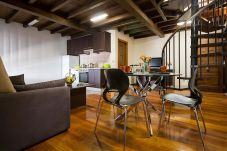 Apartamento en O Pindo para 4 personas con 2 habitaciones