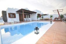 Villa para 6 personas en Yaiza