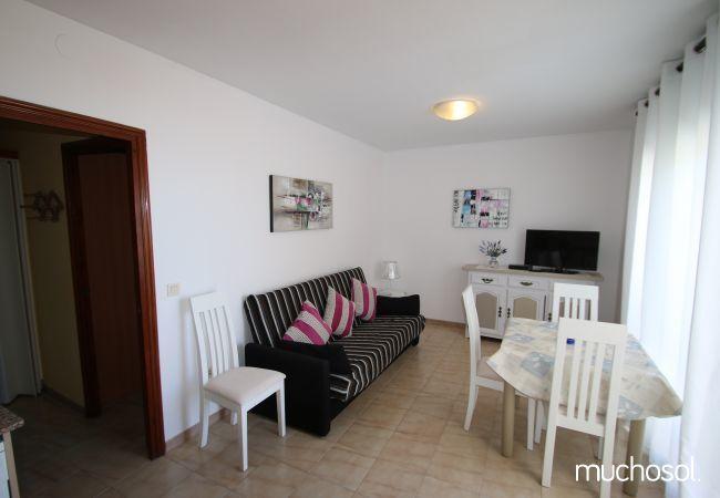 Apartamento para 6 personas a cien metros de la playa - Ref. 74485-4