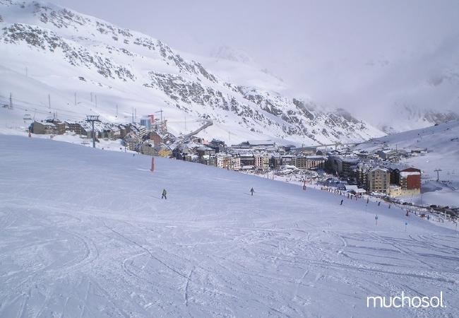 Dúplex en Pas de la Casa al lado de la estación de esquí de Grandvalira - Ref. 63416-11