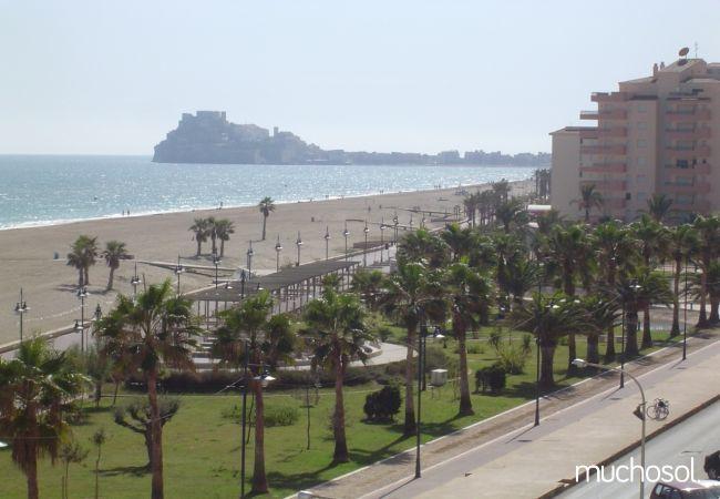 Apartamento junto al mar en Peñiscola - Ref. 119820-21